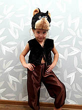 Дитячий карнавальний костюм Ведмедика