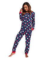 Женская пижама комбинезон KOMBINEZON CORNETTE PD-107 129 conf 2c2c05d3fde4b