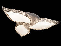 Люстра с пультом 2346/3 DIMMER светодиодная потолочная