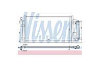 Радиатор кондиционера NISSENS Nissan Leaf ZE0 EM61 (10-13) 92100-3NA0A