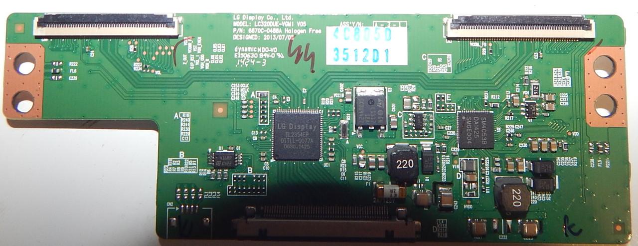 Текон 6870c-0488a к телевизору LG 32LB561V