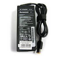 Зарядное устройство для ноутбука LENOVO  20V; 4,5A;square(прямоугольный разьем)