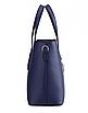 Сумка женская SWEETSA классическая Синий, фото 3