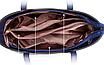 Сумка женская SWEETSA классическая Синий, фото 5
