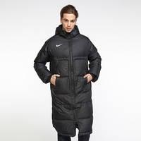 Длинная мужская зимняя куртка на морозы. Есть большие размеры для крупных  спортсменов, фото 1