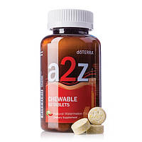 Жувальні вітаміни «від А до Я», БАД / A2Z Chewable, 60 таблеток