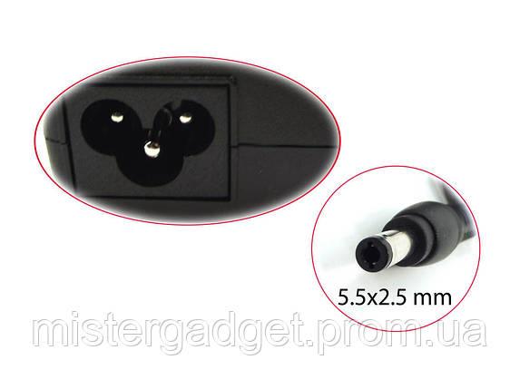 Блок питания для ноутбука Lenovo ADP-90rh 90w 5.5*2.5, фото 2