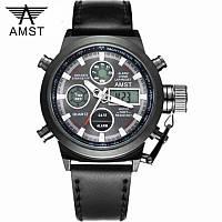 Армейские наручные часы AMST black : AM 3003