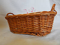 Корзина из лозы для подарков, фото 1