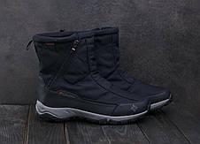 Кроссовки А2086-3 (Columbia Waterproof) (зима, мужские, текстиль, синий), фото 3