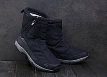 Кроссовки А2086-3 (Columbia Waterproof) (зима, мужские, текстиль, синий), фото 2