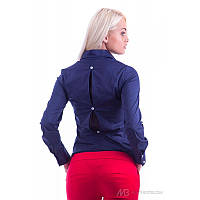 Боди Кружевная спина с длинным рукавом-1