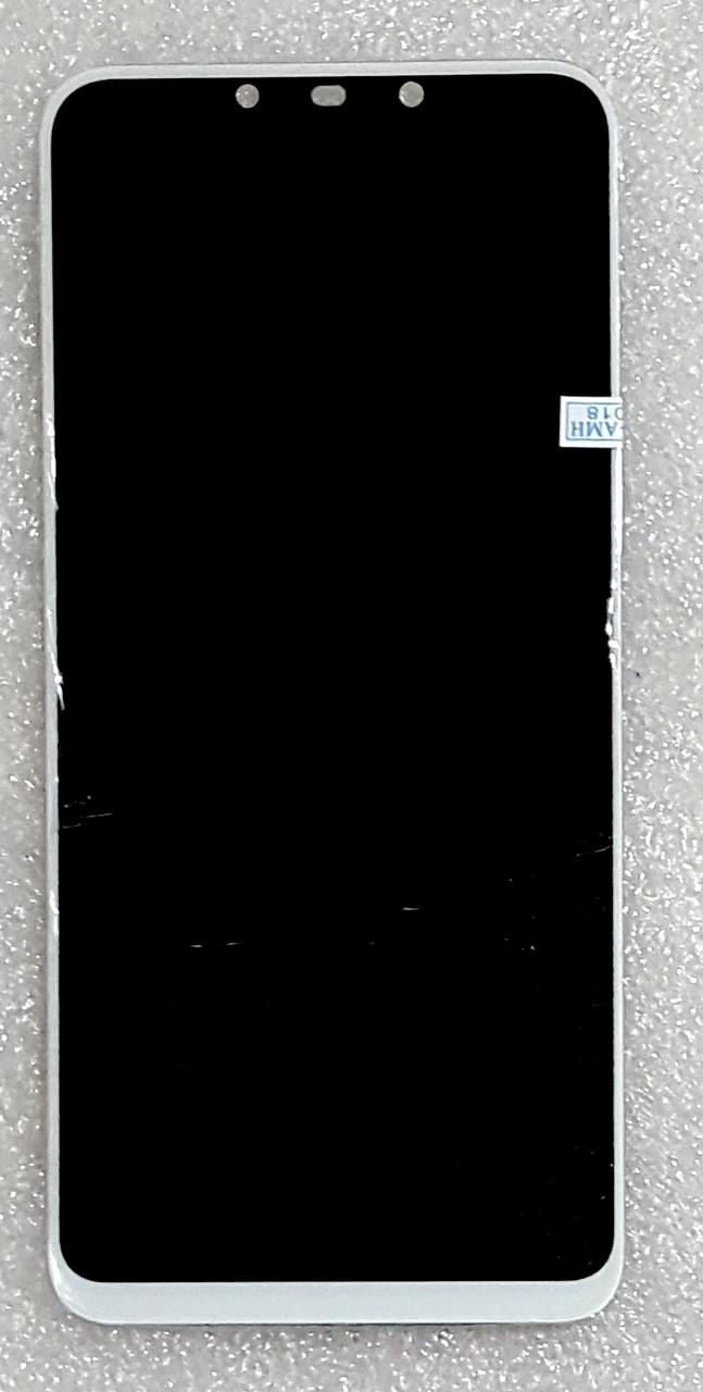 Модуль (сенсор+дисплей LCD) для Huawei P Smart Plus, Huawei Nova 3i білий