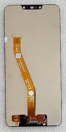 Модуль (сенсор+дисплей LCD) для Huawei P Smart Plus, Huawei Nova 3i білий, фото 2