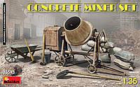 Строительные инструменты и оборудование 1/35 MiniART 35593