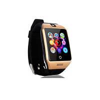 Смарт-часы Smart Watch Phone Q18 Gold