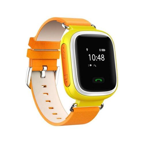 Смарт-часы для детей GOGPS ME K10 Yellow