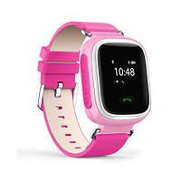 Смарт-часы для детей GOGPS ME K10 Pink (K10РK)