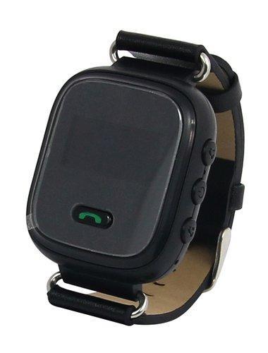 Смарт-часы для детей GOGPS ME K10 Black