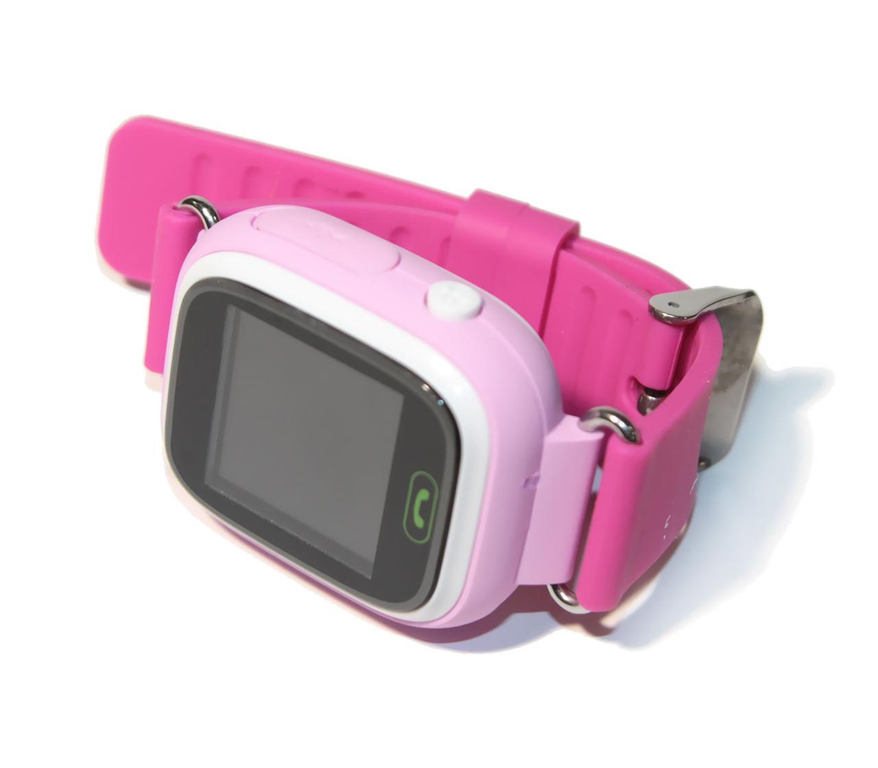 Смарт-часы для детей Smart Baby Q100 (Pink)