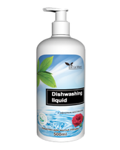 Средство для мытья посуды DeLaMark Роза