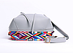 Сумка женская через плечо в наборе кошелек Suzy Черный, фото 4
