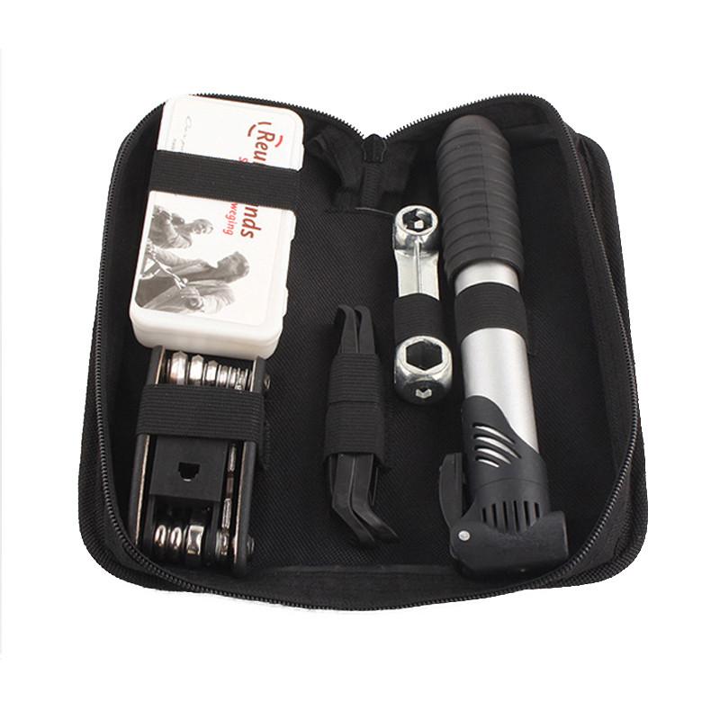 Комплект инструментов для ремонта велосипеда + сумка в подарок