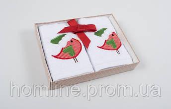 Набор полотенец Barine Misafir 30*50 2 шт (подарки на Новый год)