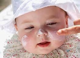 Детский крем, масло, молочко