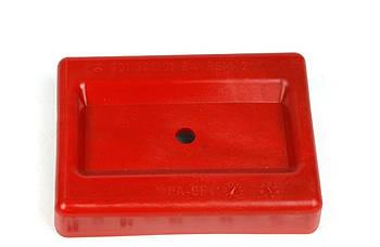 Кронштейн подушки ресори передній (червоний) MB Sprinter 96-06 (правий) (9013220184) ROTWEISS