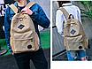 Рюкзак городской Ocardian Коричневый, фото 2