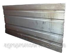 Листы для изготовления бортов к тракторным прицепам  2 птс-4