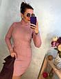 Платье миди лапша с карманами, фото 2