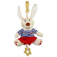 Подвеска на коляску и автокресло Alexis Baby Mix STK-16390G Кролик морячка