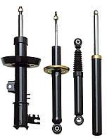 Амортизатор HYUNDAI ACCENT LC передний левый газовый (Mando)