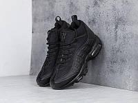 Зимние кроссовки Nike Air Max 95 Sneakerboot Black Waterproof, фото 1