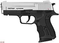 Шумовой пистолет Retay Arms XTreme Nickel