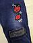 Лосины на меху для девочек, Seagull, арт. 96003, рр 98-104, фото 2