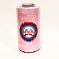 Швейные нитки 40/2 MAXIMA, розовый (003)