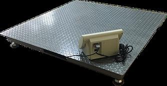 Платформенные электронные весы ВПД 800х800мм (2000кг)