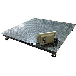 Электронные весы платформенные ВПД 800х1000мм (500кг)