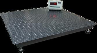 Электронные весы платформенные ВПД 800х1000мм (1000кг)