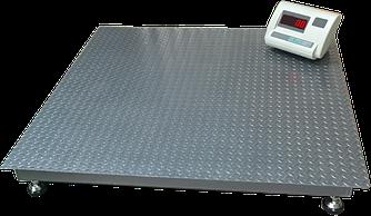 Электронные весы платформенные ВПД 800х1000мм (2000кг)