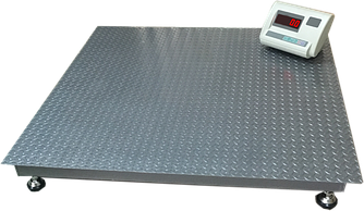 Платформенные весы Днепровес ВПД 500кг (1000х1200мм)