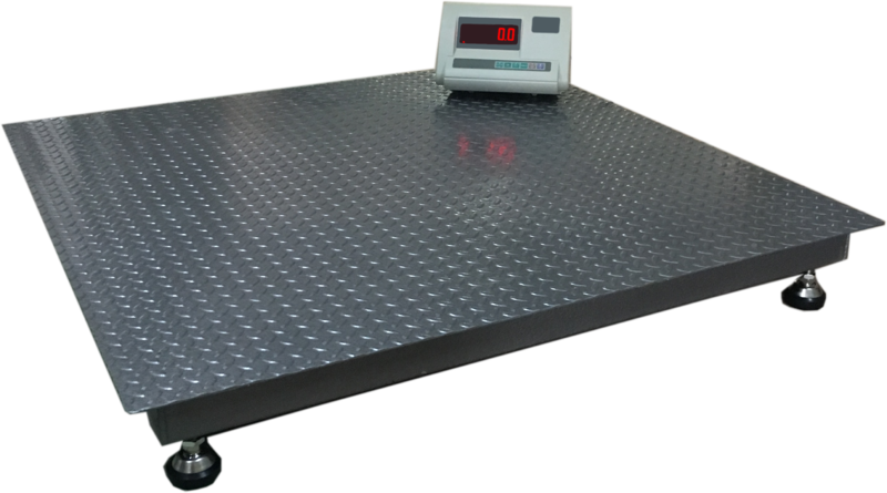 Платформенные весы Днепровес ВПД 1000кг (1000х1200мм)