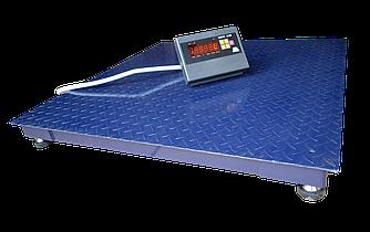 Платформенные весы ЗЕВС Стандарт (1200×1200см) 5000кг