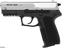 Шумовой пистолет Retay Arms 2022 Chrome