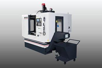 Фрезерный обрабатывающий центр c ЧПУ RAIS M500 с автоматической сменой инструмента
