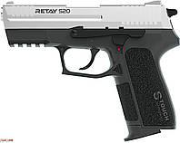 Шумовой пистолет Retay Arms S20 Chrome
