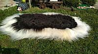 Ковер из шкурок исландской овчины (длинношерстой)